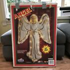 1995 Empire Lighted 33 Nativity Angel Blow Mold Like Figure With Box WORKS
