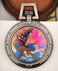 Marvel Spider-Man Comic Character Pocket Watch in the Original Box