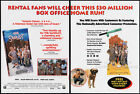 Best Bonus Feature Ever: The Sandlot Baseball Cards in New Blu-ray 22
