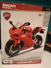 Maisto Ducati 1199 Panigale ASSEMBLY LINE Model Kit 1/12 motorcycle 39193