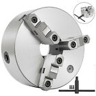 Lathe Chuck K11-160200250300400 3 Jaw Reversible Independent Prime Quality