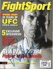 Randy Couture Cards, Rookie Cards and Autographed Memorabilia Guide 33