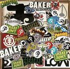 10 Skateboard Sticker Lot Authentic Baker Emerica Es Thrasher Vans Blind Enjoi