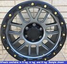 4 New 18 Wheels Rims for Isuzu Axiom Rodeo I 280 I 290 I 350 I 370 6 lug 25033
