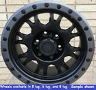 4 New 20 Wheels Rims for Isuzu Axiom Rodeo I 280 I 290 I 350 I 370 6 lug 25051