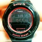 CASIO baby-G black Woman's Digtal watch[105191334]