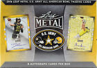 2018 Leaf Metal US Army Football Hobby Box - Factory Sealed!