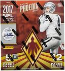 2017 Panini Phoenix Football Hobby Box - Factory Sealed!