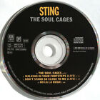 **DISC ONLY** Sting : Soul Cages CD