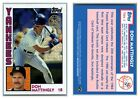 2019 TOPPS SERIES 1 1984 CHROME SILVER PACKS SINGLES U PICK COMPLETE YOUR SET