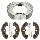 for Honda TRX400FW Fourtrax Foreman 400 4X4 1995-2003 Front and Rear Brake Shoes