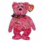 Ty Beanie Baby Heartley - MWMT (Bear Hallmark Excluisve)