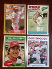 Topps Barry Larkin Cards Document a Hall of Fame Career 32