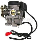 50cc Carb Carburettor For Chinese Scooter Moped Four Stroke Engine