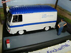 Peugeot J7 Diorama Road Blue 1/43 N 75 Shipping Tire