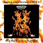 One Night - Live in Australia Electric Light Orchestra Part II Audio CD