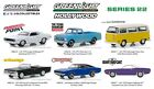 Greenlight Hollywood Series 22 1 64 Scale Diecast Model Car Set of 6 44820