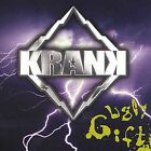KRANK Ugly Gift CD 8 tracks FACTORY SEALED NEW 2003 Krank USA