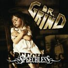 DR. GRIND Speechless CD 17 tracks FACTORY SEALED NEW 1994/2010 Eonian USA