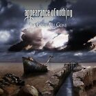 All Gods Are Gone by Appearance of Nothing CD 2011 Escape Music Austria ESM220