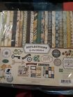Mixed lot of Scrapbooking Embellishments and Paper Featuring Lori Whitlock