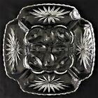EAPC Anchor Hocking Deviled EGG PLATE Tray Platter Early American Prescut Glass