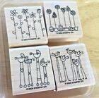 NEW Stampin Up Simple Somethings Set of 4