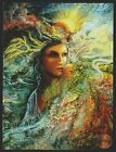 JOSEPHINE WALL Spirit of the Elements Birthday Greeting Card NEW