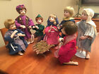ASHTON DRAKE OH HOLY NIGHT NATIVITY COLLECTION 1994
