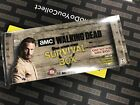 2016 Topps The Walking Dead SURVIVAL BOX (4) Mini Boxes Auto Relic Sealed Hobby