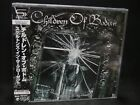 CHILDREN OF BODOM Skeletons In The Closet + 2 JAPAN SHM CD Sinergy Warmen