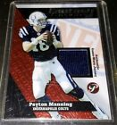 Top Peyton Manning Autograph Cards to Collect 23