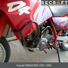 Recraft Suzuki DR650 RSE 1991-1995 Crash Bars Engine Guard Frame Protector