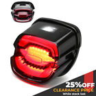LED Tail Light Taillights Brake Light Turn Signal for Sportster Touring Dyna