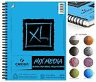 Canson XL Series 60 Sheets Watercolor Textured Paper Pad 7 x 10 Fine Texture