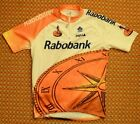 Rabobank Vintage Cycling Jersey by AGU Colnago Size Mens XL 5