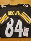 Antonio Brown Autographed Signed Jersey Pittsburgh Steelers JSA Authentication