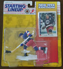 1994 Kenner Starting Lineup NHL Teemu Selanne & 1996 Philadelphia Flyers Lindros