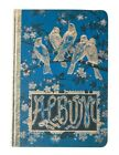 Victorian Trading Co Blue  Gold Bird Ideas Take Wing Album Marie Curie Journal