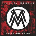 MICHAEL MONROE-HORNS AND HALOS-JAPAN CD F56