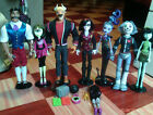 Lot of 7 Monster High SDCC Exclusive Dolls (Scarah Screams, Manny Taur, etc)