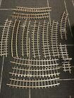 LGB G Scale Brass 1600 1500 Curved Track R1175 10 Pieces 1 Piece
