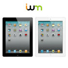 Apple iPad 2 16GB 32GB 64GB GSM Unlocked Verizon WiFi Black White