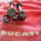 Ducati Narrow REAR ENGINE MOTOR MOUNT BOLTS 250 350  Scrambler Sebring Mark 3