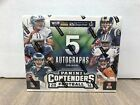 2016 Panini Contenders Hobby Box - 5 Auto Autographs! FACTORY SEALED!!!
