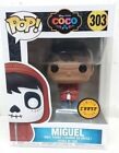 Funko Pop Disney Pixar #303 LE CHASE Coco Miguel No Face Paint Day of the Dead