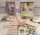 Lot Of Fun 4 Scrapbooking Kits See Photos For Designs And Colors A45