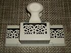 Martha Stewart Crafts DAISY LACE Deep Edge Craft Paper Punch Flowers Card Making