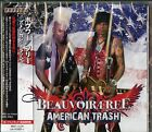 BEAUVOIR/FREE-AMERICAN TRASH-JAPAN CD BONUS TRACK F83