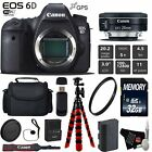 Canon EOS 6D DSLR Camera with 24mm f/2.8 STM Lens + Wireless Remote Bundle2